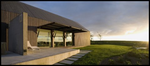 The Barn House  BURO II